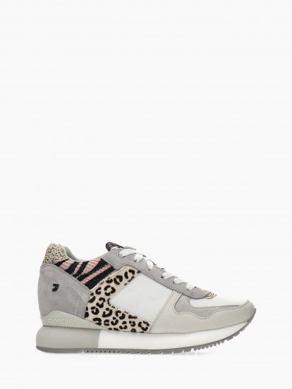 Sneakers con stampe